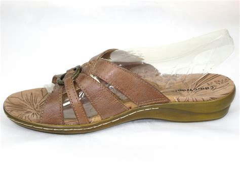 baretrap sandals bare traps auburn kerry sandals 9 5m retail 59 ebay