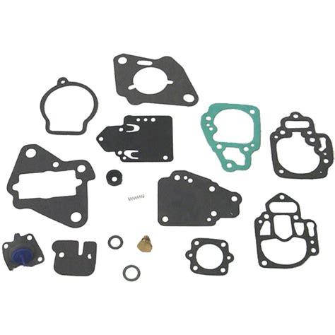 sierra carburetor kit for mercury mariner outboard motors - Mercury Outboard Motor Carburetor Kits