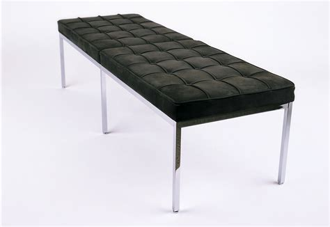 lounge bench florence knoll lounge bench by knoll stylepark