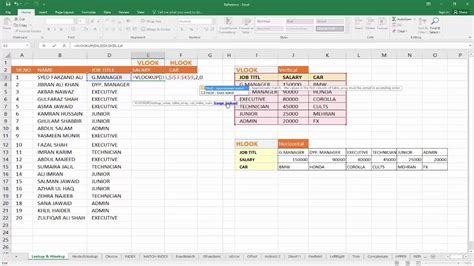 learn vlookup excel 2007 how to use vlookup and hlookup in excel 2007 pdf how to