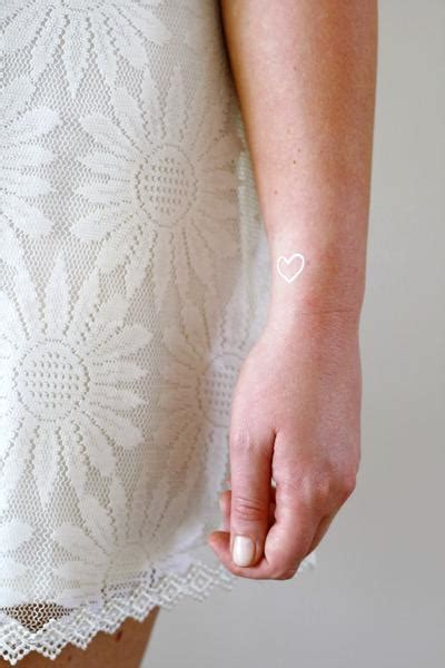 white temporary tattoo small white hearts temporary tattoos temporary tattoos