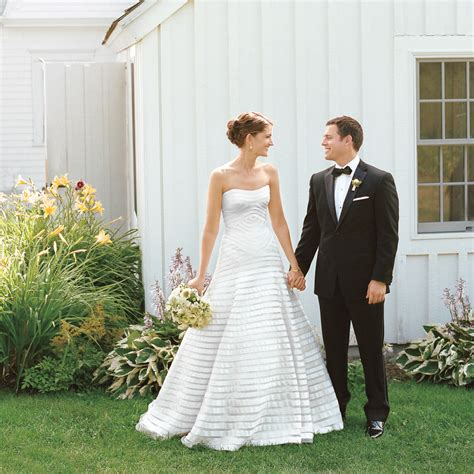 Wedding Attire by Proper Wedding Attire Etiquette Martha Stewart Weddings