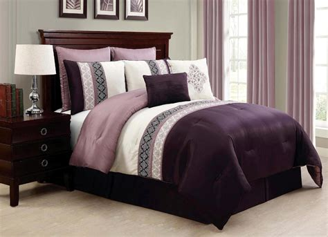 victoria classics addison 8pc comforter set home bed