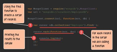 node js connect tutorial node js mongodb tutorial with exles