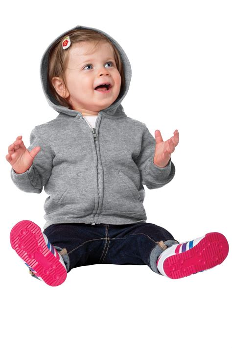 Baby Athletes With Hoodie car78izh precious cargo baby hoodie infant zip hooded