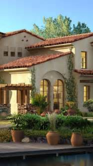 Spanish Style Homes by 25 Best Ideas About Colonial Style Homes On Pinterest