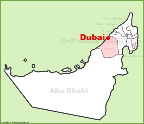 map abu dhabi and dubai abu dhabi and dubai map arabcooking me