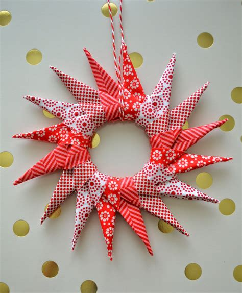 Origami Ornaments - origami ornament tutorial u create