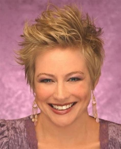 spiky hairstyles for 50 short spiky hairstyles for women over 50 all hair style