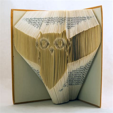 book origami gives a new to books by origami