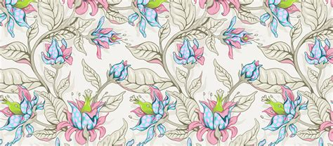 pattern en photoshop create a seamless fantasy floral pattern in adobe
