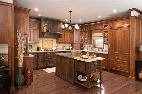 rustic cherry kitchen cabinets room gallery medallion cabinetry wellington cherry chestnut and rustic cherry eagle rock