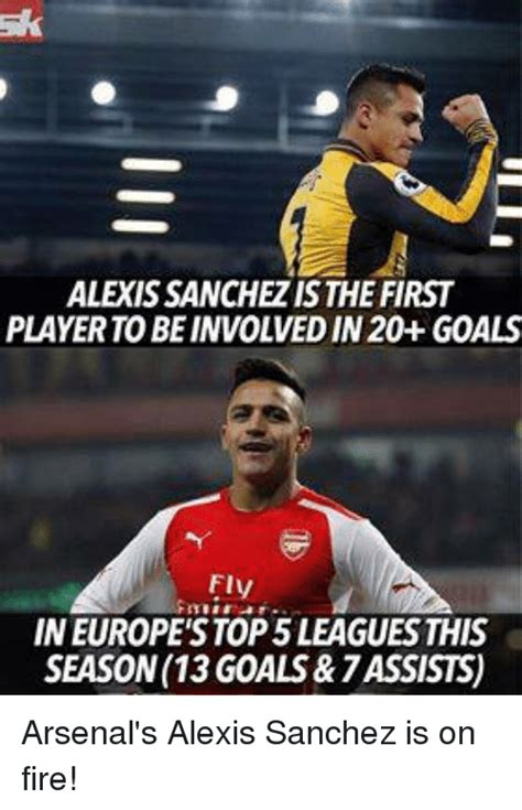 funny alexis sanchez memes of 2017 on sizzle arsenal