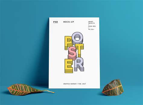 graphicburger flyer mockup portrait and landscape poster flyer mockup mockup love