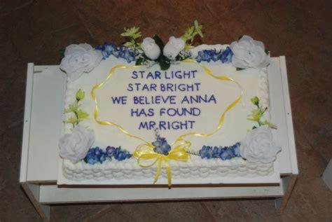 Bridal Shower Sheet Cakes by Bridal Shower 1 2 Sheet Cake Cakes