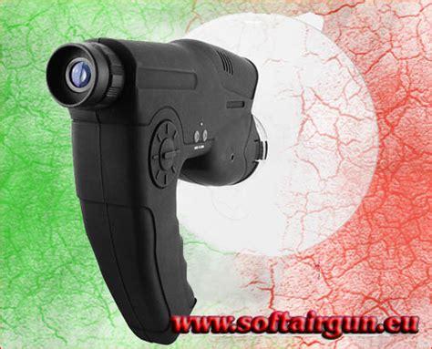 Wg Tali Silver kit microfono spia direzionale monocolo softairgun