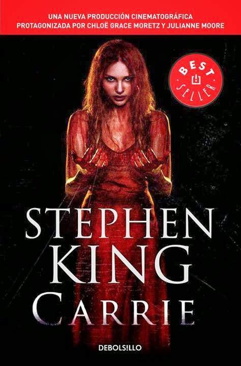 libro carrie carrie la primera novela de stephen king