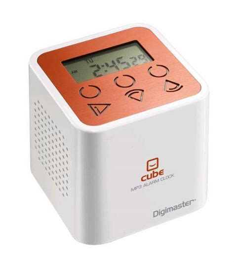 digimaster cube mp3 alarm clock id 1431370 product details view digimaster cube mp3