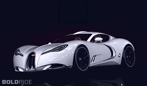 Bugatti Gangloff Concept Study 2013 Amazing Concept Study