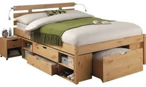 Bed Frames With Storage Edmonton 29 Ultimate Storage Bed Frame Pine Effect