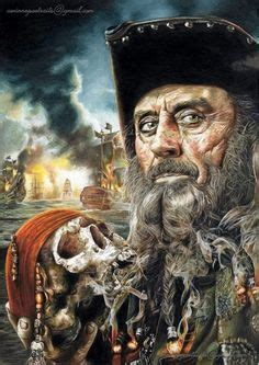 was blackbeard real blackbeard ian mcshane pirates they aaarrrr real