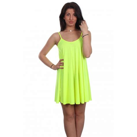 green swing dress jesse neon green swing dress parisia fashion