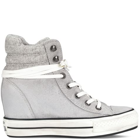 all converse con zeppa interna sneaker converse all 544849c con zeppa interna