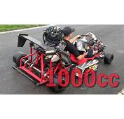 1000cc Kart  LOUD ENGINE SOUND YouTube