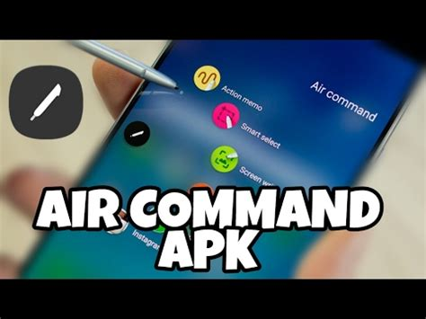 galaxy note5 7 air command apk for all android devices