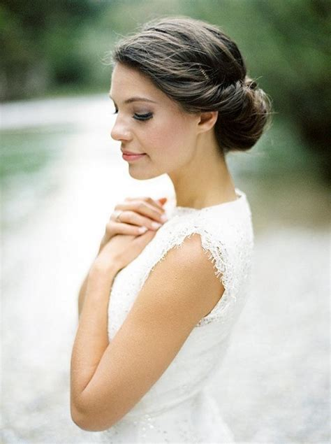 23 absolutely timeless wedding hairstyles