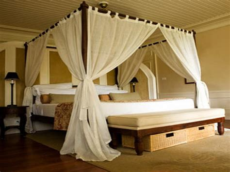 bed with canopy the four poster bed the canopy bed ideas for furniture