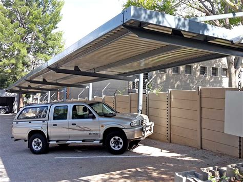 Cantilever Car Port by Designer Cantilever Carport Ecospan Carports Shadeports