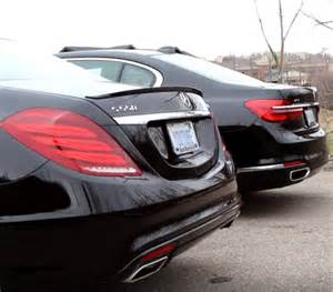 2016 bmw 750i vs 2016 mercedes s550 dpccars