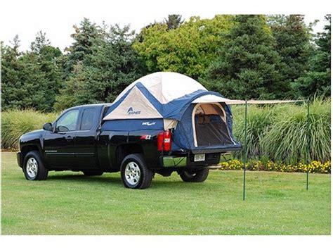truck bed tent cer napier sportz truck tent full size short box polyester
