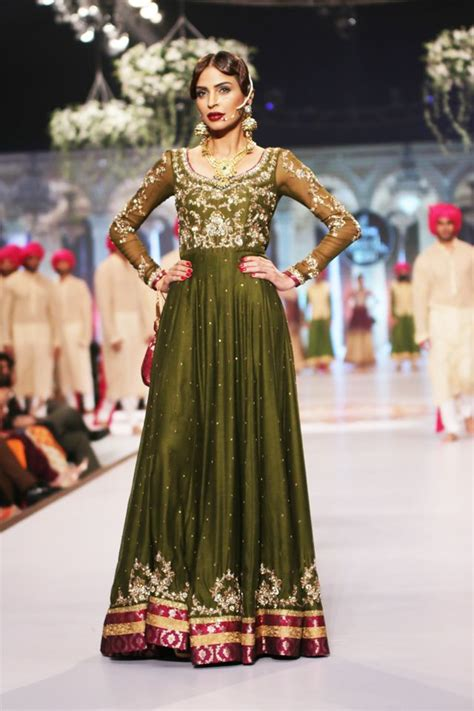 Fr019 New Pattern 2018 Fashion Wedding Lovely Green fancy wear frock suits for 2017 2018 hijabiworld
