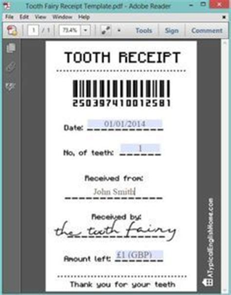 arco 60 receipt template tooth printable certificate printable certificates