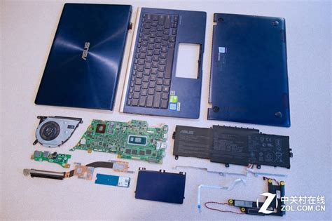 asus zenbook  uxfa uxfn disassembly ram ssd