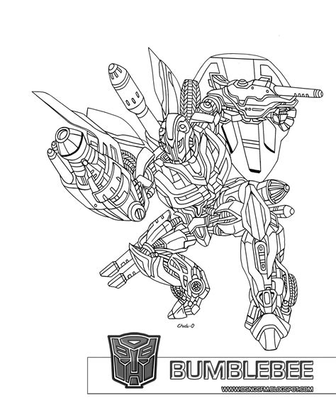 transformers coloring pages bumblebee coloring pages bumble bee transformer coloring pages