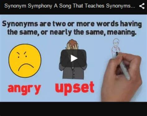 theme song synonym 1000 images about literacy clips on pinterest context