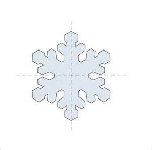 Snowflake Templates Easy by Snowflake Template 7 Free Pdf