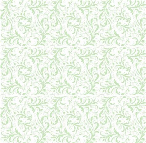 flower pattern green green floral pattern background vector free download