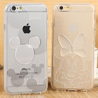 Casing Mickey Mouse I6 I6s buy cases iphone 7 plus 6 6s se 5 5s rhinestone 3d mickey