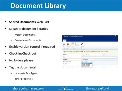 Create Layout Online utilizing sharepoint for project management