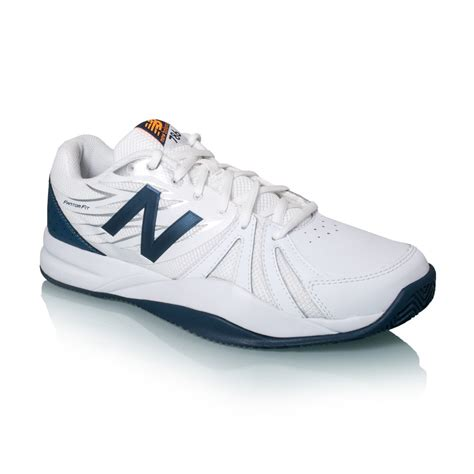 new balance tennis shoes new balance 786v2 mens tennis shoes white blue