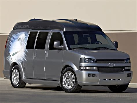 concept van future chevy minivan html autos weblog