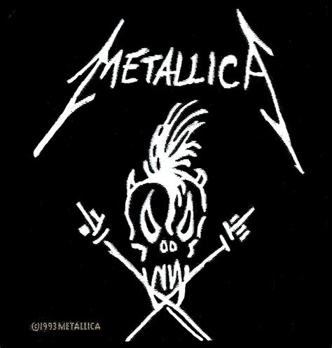 Metallica Skull merchandise mania