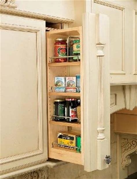6 inch kitchen cabinet 6 inch wall cabinet filler organizer 432 wf 6c