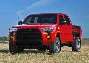 Toyota Trd Sport Difference Between Toyota Tacoma Trd Road And Trd