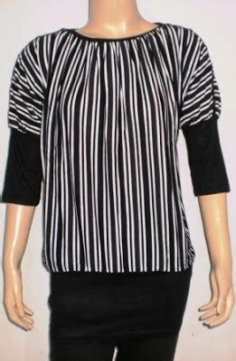 Atasan Plisket Blouse Plisket Triangel Dress Plisket muslim fashion clothing ns atasan salur 32