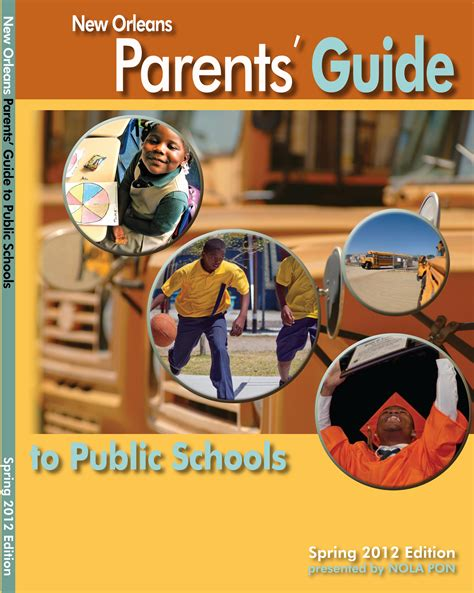 Or Parents Guide Parents Guide New Orleans Schools Educate Now